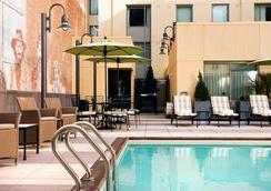 聖地亞哥市中心/瓦斯燈街區萬豪酒店 - 聖地亞哥 - 游泳池