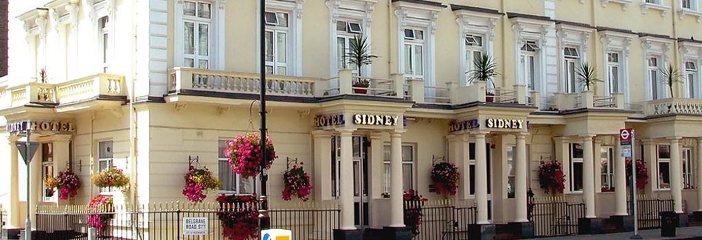 Sidney Hotel London Victoria - 倫敦 - 建築