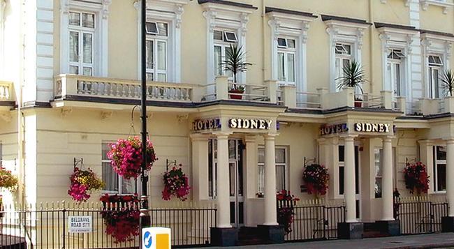 Sidney Hotel London-Victoria - 倫敦 - 建築