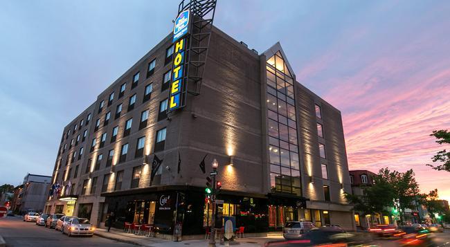 Best Western PLUS City Centre/Centre-Ville - 魁北克市 - 建築