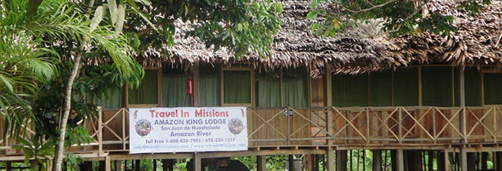 Amazon King Lodge - 伊基托斯 - 建築