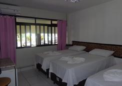 達瑪斯克旅館 - 巴西利亞 - 臥室