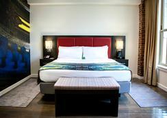 紐瓦克市中心英迪格酒店 - 紐瓦克 - 臥室
