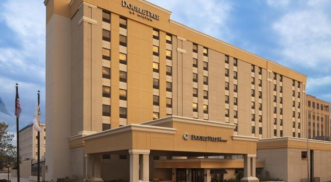 DoubleTree by Hilton Hotel Downtown Wilmington - Legal District - 威爾明頓 - 建築