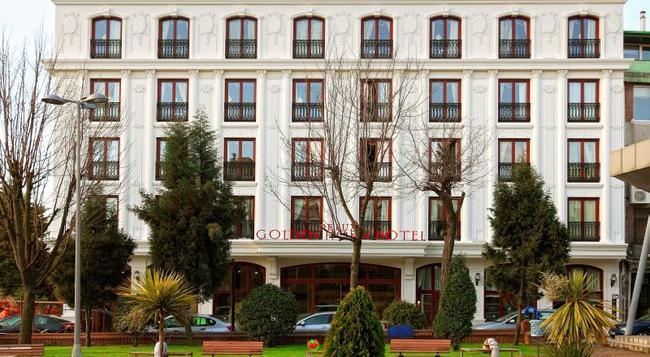Deluxe Golden Horn Sultanahmet Hotel - 伊斯坦堡 - 建築