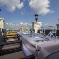 Deluxe Golden Horn Sultanahmet Hotel Restaurant