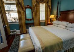 馬歇爾豪斯酒店 - 薩凡納 - 臥室