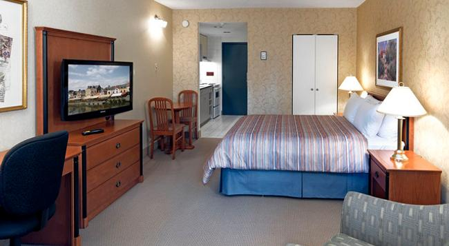 L Appartement Hotel - Montreal - 臥室