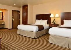 黃石西門酒店 - 西黃石 - 臥室