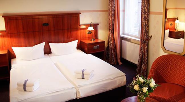 Hotel Altberlin Am Potsdamer Platz - 柏林 - 臥室