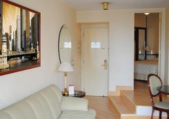 保利斯塔牆街酒店 - 聖保羅 - 臥室