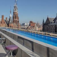 W Amsterdam WET deck