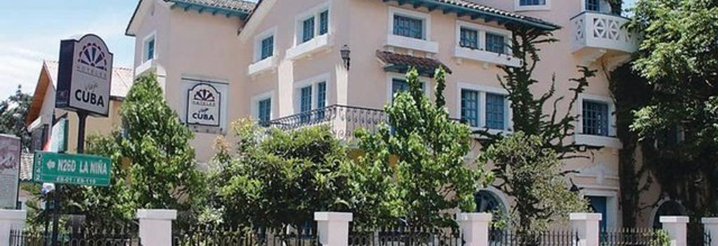 Vieja Cuba Hotel - 基多 - 建築