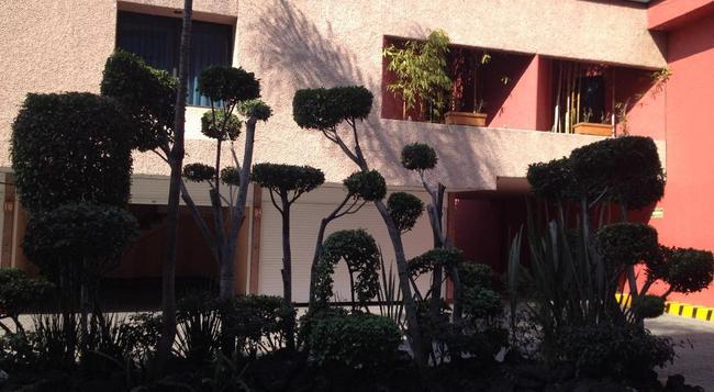 Hotel Tacubaya & Autosuites - 墨西哥城 - 建築