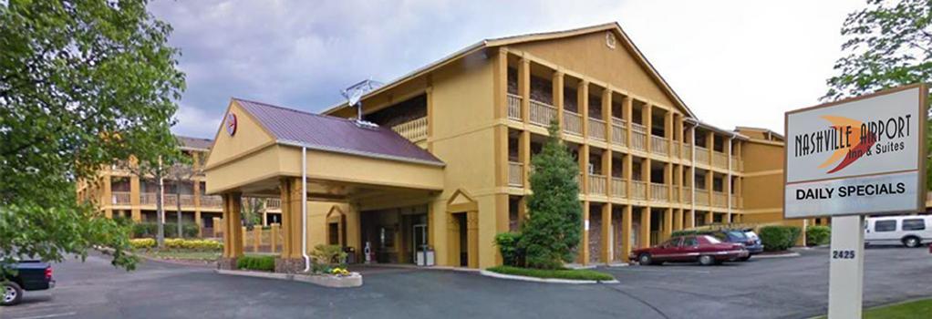 Nashville Airport Inn & Suites - 納什維爾 - 建築