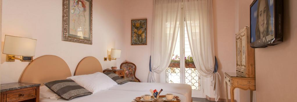 Hotel Sant'Angelo - 羅馬 - 臥室