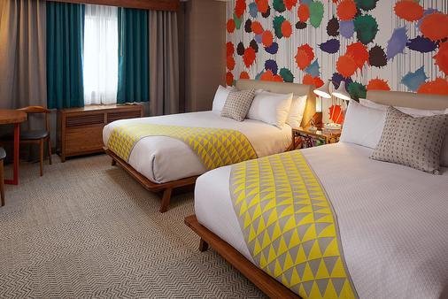 肯尼- 威尼斯海灘酒店 - 洛杉磯 - 臥室