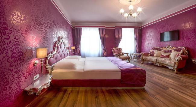Hotel Urania - 維也納 - 臥室