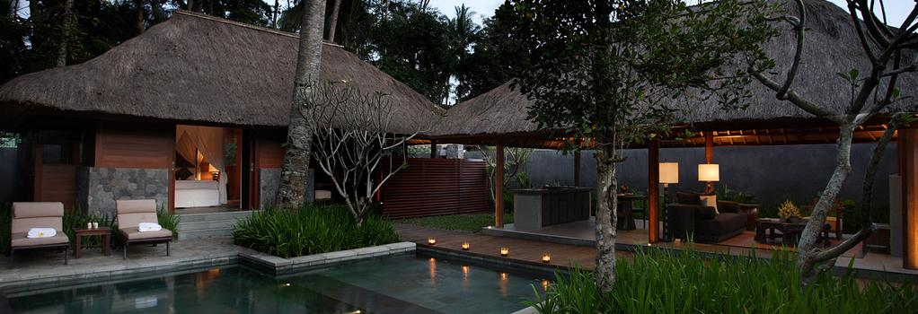 Kayumanis Ubud Private Villas & Spa - 烏布 - 臥室