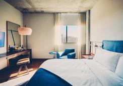 南國會區酒店 - 奧斯汀 - 臥室