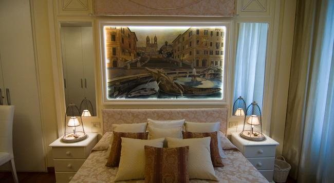 B&B Les Suites - 羅馬 - 臥室