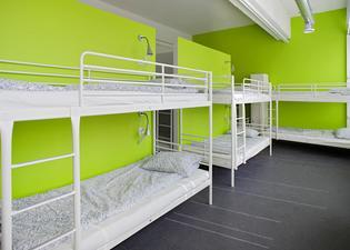 赫爾辛基廉價睡眠旅館