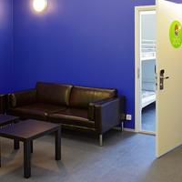 Cheapsleep Helsinki - Hostel Lobby Sitting Area
