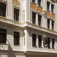 Hotel Zipser Das Hotel Zipser in Wien bei Tag