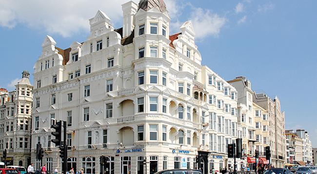 Brighton Harbour Hotel & Spa - 布萊頓 / 布賴頓 - 建築