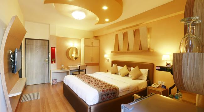 Hotel Moonlight - 加德滿都 - 臥室