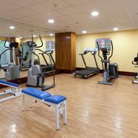 Hotel Peñíscola Palace Fitness Facility