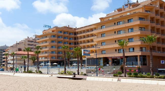 Hotel Peñíscola Palace - Peniscola - 建築