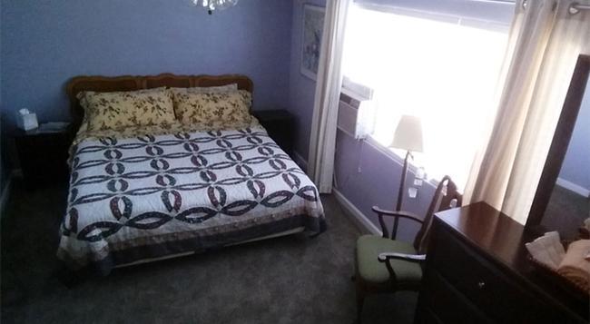 Carole's Bed And Breakfast - 聖地亞哥 - 臥室