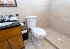 太陽能別墅公寓式酒店 - 奧臘涅斯塔德 - 浴室