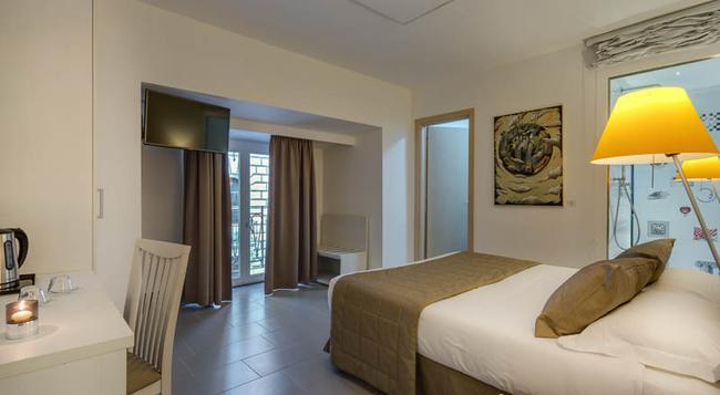 Trevi Palace Hotel - 羅馬 - 臥室