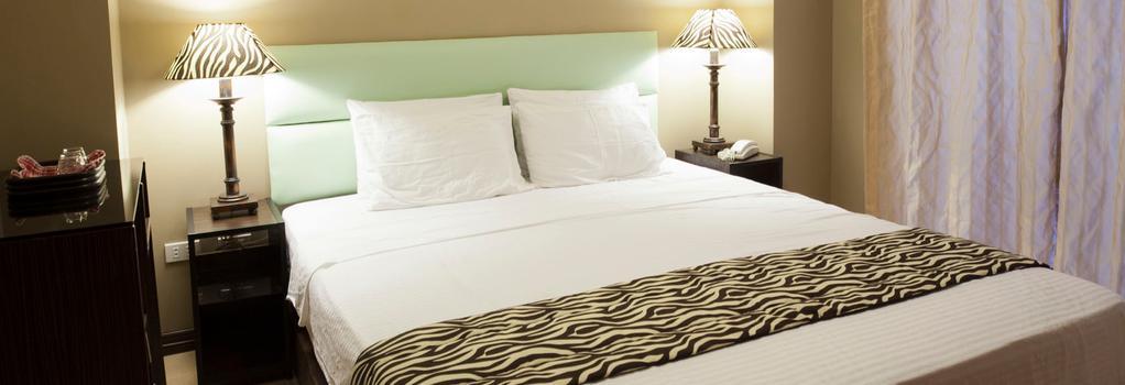 New Era Pension Inn Cebu - 宿務 - 臥室
