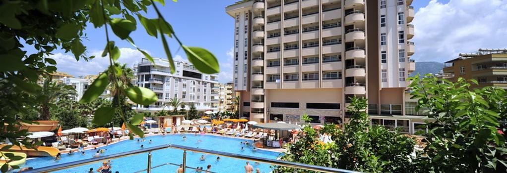 Happy Elegant Hotel - 阿拉尼亞 - 建築