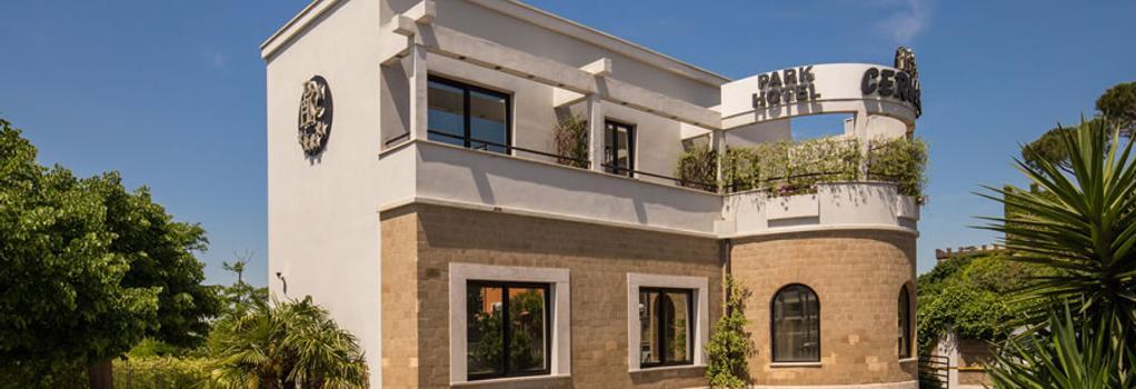 Cervara Park Hotel - 羅馬 - 建築