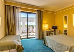 賽爾瓦拉公園酒店 - 羅馬 - 臥室