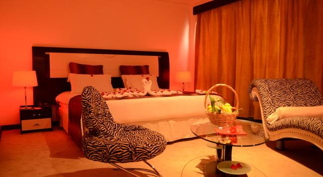 Panari Hotel - 內羅畢 - 臥室