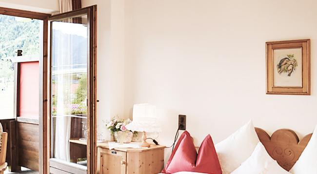 Hotel Das Liebling - Pertisau - 臥室