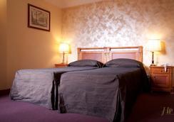 德勒普洛文斯酒店 - 羅馬 - 臥室