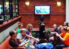 加德滿都生態酒店 - 加德滿都 - 大廳