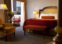 丹佛華威飯店 - 丹佛 - 臥室