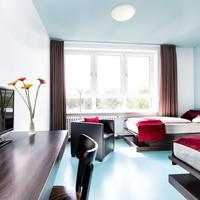 Hotel Grenzfall Guestroom