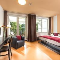 Hotel Grenzfall Double or twin bed room with balcony