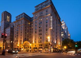 華盛頓特區漢密爾頓飯店