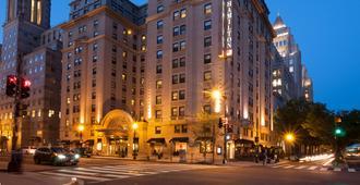 華盛頓哥倫比亞特區漢密爾頓酒店 - 華盛頓 - 建築