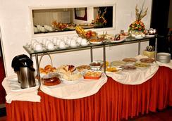 馬里布酒店 - 福塔萊薩 - 餐廳