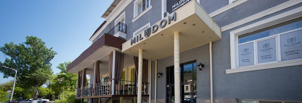 Mildom Hotel - 阿拉木圖 - 建築